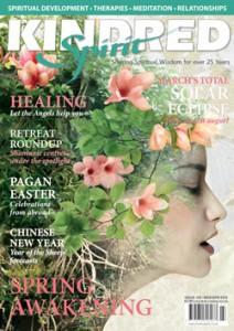 kindred spirit cover magazine